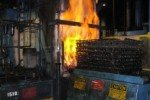 Steel heat treating