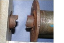 Metal failure analysis